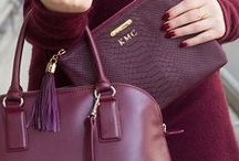 Magnificent Marsala / Marsala, Pantone's Color of the Year for 2015 / by Wardrobe Oxygen