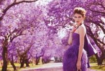 Purple Perfection / Fashion in different shades of purple / by Wardrobe Oxygen