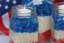 4th of July + Memorial Day / by Ashley McCulla