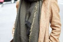 Fashion | Scarves / scarves, fashion, accessories, plaid scarves, oversized scarves, fall fashion, winter fashion, outfits