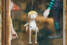 ~ Puppets & Animation