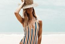 Destination | Beach / swim suits, women's fashion, beach vacation, summer, women's swim