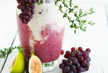 Smoothies & Juices & Healthy drinks / Refreshing, healthy and delicious, what else could we ask for?