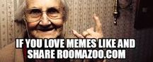 Promote Us / Thank you for sharing roomazoo.com