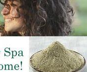 Healing Clay, Green Powder Uses / Herb n' Clay Healing Clay and Green Powder can be used for detoxification and healing purposes internally as well as externally.