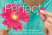 Book Recommendations / This board is for books that will help you in many areas in life. These are some of the books that helped me let go of my own perfectionistic tendencies!  Find encouragement for overcoming perfectionism at www.journeytoimperfect.com.