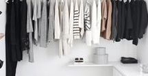 Organizing Tips / Helpful tips to organize your home, closets, home office, cabinets, and drawers.