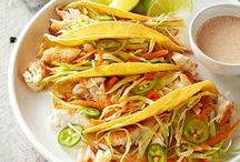 Great recipes and easy foods / Fix supper fast!!! Menu plans, organizational tools and super easy foods!