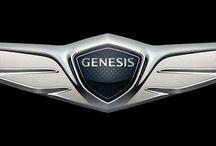 Genesis! / Cars https://www.genesis.com/us/en/genesis.html