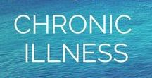 Chronic Pain and Illness / Do you suffer from chronic pain or illness? Find hope and encouragement here!