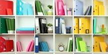 Binder Organization / All sorts of neat stuff for notebooking on any subject!