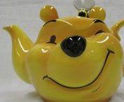 Tea Cups and Tea Pots / tea cups ideas tea pots ideas