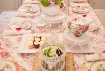 Tea Party Ideas / tea party ideas for adults decoration