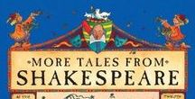 Shakespeare / Shakespeare books, guides, websites, games, projects, how to teach Shakespeare | homeschool | unschooling | Unit Study | High School Literature