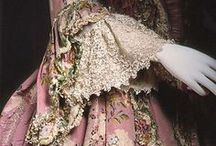 My early 1800's dress inspirations