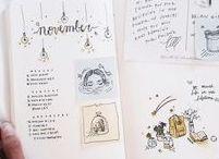Notebook Inspirations!