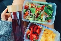 Food / low calorie food, mainly lunches