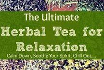 Herbal Teas / Herbal tea blends for your health!
