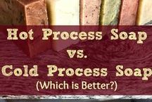 Soap Making / All about making soap. How to make soap. Things to know about soap making.