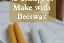 Beeswax / Everything beeswax--How to use it, how to get it, etc.