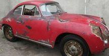 Porsche Rusty