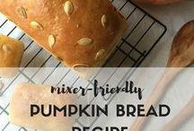 Bread / How to bake bread, sourdough bread, bread recipes