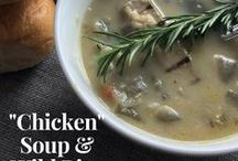 Soup / Great soup recipes, how to make soups