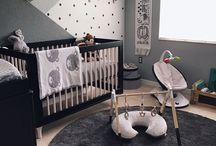 BABY ROOM / Baby rooms are so sweet!