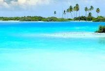 Marea, oceanul, plaja...