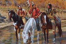 Amerindieni / Native american indians