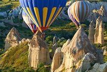 Baloane cu aer cald / Hot Air Balloon