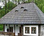 Case tradiţionale româneşti / Traditional Romanian house