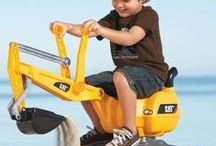 Ride on Diggers