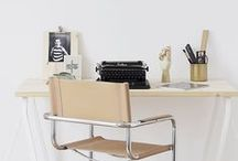workspace / creative spaces