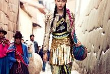 Nomad's Land / Designers trekked and traveled to bring us back this rich trend.