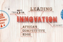 Innovation Events South Africa / Innovation related events in South Africa