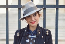 Chic Chapeaus / by Blueprint for Style