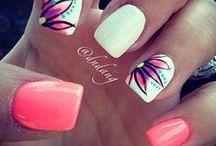 Nail Ideas!! Cute.. / by Cari McCamey