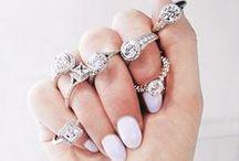 Dream Wedding Inspiration / Wedding inspiration including wedding dresses, engagement rings, bridal jewelry, cake ideas, gorgeous photos and more!