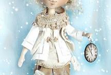 art Dolls / by Cynthia Theroux