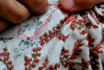embroidery / by Cynthia Theroux