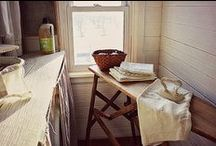 Laundry / by Melanie ~Rustic Farmhouse