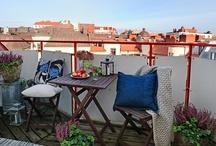 Balcony {inspo}
