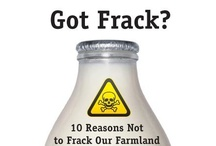 ban fracking!  protect our food & water!