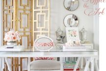 Home Office Ideas / by Erica