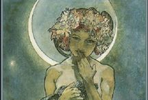 Alfonso Mucha and related works / by Tania Witten