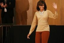 Ohh! Mrs O's (aka FLOTUS) Flow / by Blueprint for Style