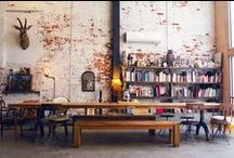 T&J Homstead  / Tim and Justin's new place inspiration.  / by Justin Hawkins