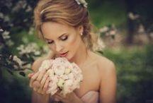 Wedding: Bridal shoot inspiration