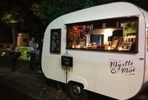 food vans! / by Amy Holmes-Padlan